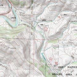 Hot Sulphur Springs Colorado Map.Hot Sulphur State Wildlife Area Grand County Colorado Park Hot