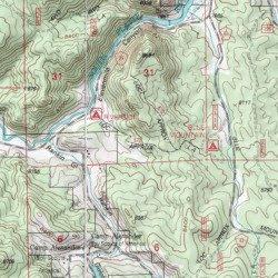 Teller Pegmatite Mine Park County Colorado Mine Lake George Usgs