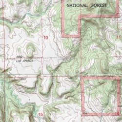 Bitter springs school crook county wyoming school devils tower bitter springs school crook county wyoming school devils tower usgs topographic map by mytopo publicscrutiny Choice Image