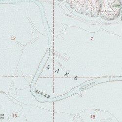 Harlan County Lake Harlan County Nebraska Reservoir Alma Usgs