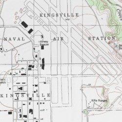 Map Of Texas Kingsville.Naval Air Station Kingsville Kleberg County Texas Military