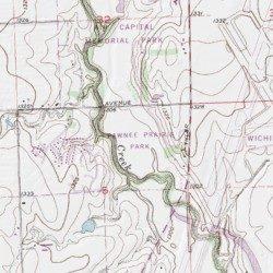 Pawnee Prairie Park, Sedgwick County, Kansas, Park [Wichita ... on pawnee county oklahoma map, kiwanis park map, pawnee oklahoma street map,