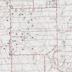 Burbank Oil Field Osage County Oklahoma Oilfield Shidler Usgs