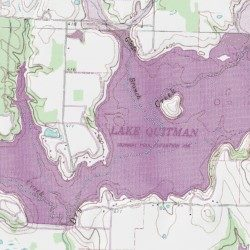 Map Of Quitman Tx.Lake Quitman Wood County Texas Reservoir Quitman Usgs