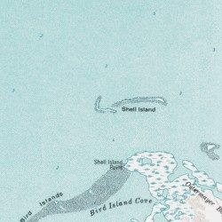 S Island, Galveston County, Texas, Island [Sea Isle USGS ... on