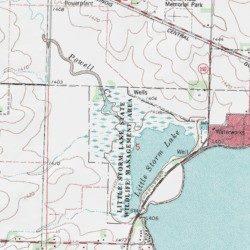 Little Storm Lake Game Management Area Buena Vista County Iowa