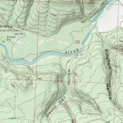 Devils Den Arkansas Map.Devils Den Hollow Franklin County Arkansas Valley Cass Usgs