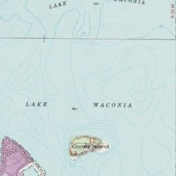 Lake waconia carver county minnesota lake waconia usgs lake waconia carver county minnesota lake waconia usgs topographic map by mytopo sciox Image collections