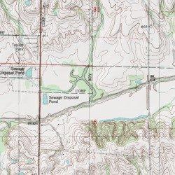 Warren County Iowa Map.Warren County Warren County Iowa Civil Indianola Usgs