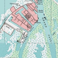 Coast Guard Station Venice Plaquemines County Louisiana - Us coast guard bases map