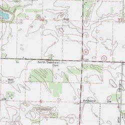 North Deerfield Cemetery Waushara County Wisconsin Cemetery