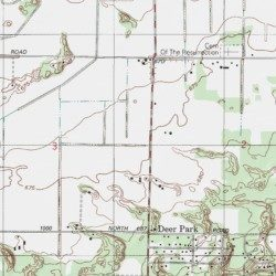 Cheever Airport Jasper County Indiana Airport Demotte Usgs
