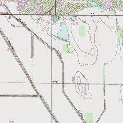 Black Creek Ditch Greene County Indiana Canal Sandborn Usgs
