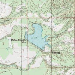 Dallas County Lake Dallas County Alabama Reservoir Elm Bluff