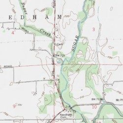 Boggstown Indiana Map.Little Sugar Creek Johnson County Indiana Stream Boggstown Usgs