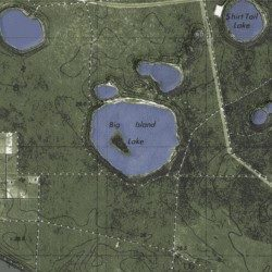 Crystal Lake Florida Map.Big Island Lake Bay County Florida Lake Crystal Lake Usgs