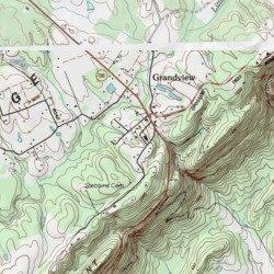 Rhea Fire Map.Rhea County Fire Department Station 720 Grandview Fire District