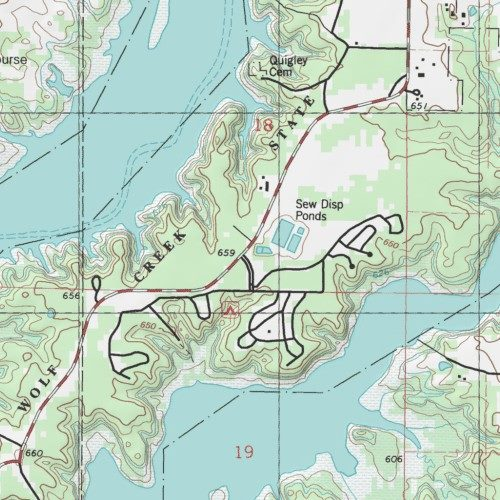 State Parks Illinois Map.Wolf Creek State Park Shelby County Illinois Park Middlesworth