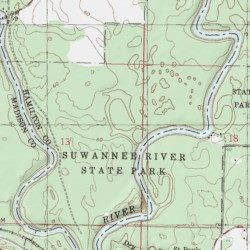 Suwannee River State Park Hamilton County Florida Park Ellaville