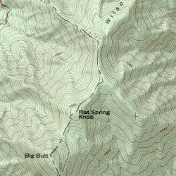Pisgah Forest Nc Map.Pisgah National Forest Buncombe County North Carolina Forest