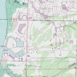 Burnt Store Marina Lee County Florida Populated Place Punta - Usgs map store