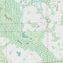 Deep Creek Florida Map.Deep Creek Cemetery Volusia County Florida Cemetery Lake Helen