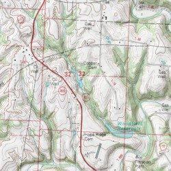 Woodsfield Ohio Map.Upper Woodsfield Reservoir Dam Monroe County Ohio Dam Woodsfield