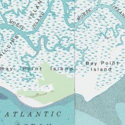 Bay Point Island Beaufort County South Carolina Island Parris