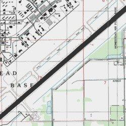 Homestead Air Force Base Historical Miami Dade County Florida