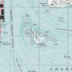 Shutes Folly Island Charleston County South Carolina Island