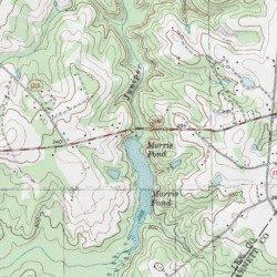 Morris Pond Dam Lee County North Carolina Dam Sanford Usgs