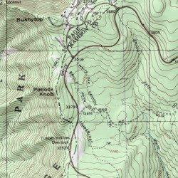 White Oak Canyon Trail, Madison County, Virginia, Trail [Big