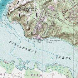 Fort Washington Map.Fort Washington Marina Prince George S County Maryland Locale