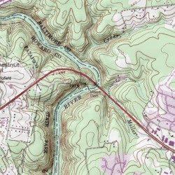 Union Dam Baltimore County Maryland Dam Ellicott City Usgs