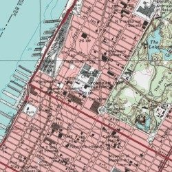 Campus Map Fordham.Fordham University Lincoln Center Campus New York County New York