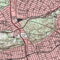Forest Park, Queens County, New York, Park [Jamaica USGS Topographic on queens district map, queens metro map, queens regional map, queens section map, queens towns map, queens neighborhoods, queens zip map, queens college map, summerside map, northern queens map, queens water map, whitestone map, queens city, queens community map, queens place map, queens street map, queens medical map, queens precinct map, queens hospital map, queens zoning map,