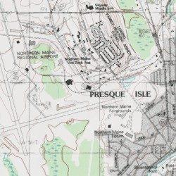 Northern Maine Regional Airport At Presque Isle Aroostook County