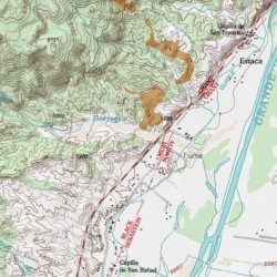 Sebastian Martin Black Mesa Site Four Dam, Rio Arriba County, New