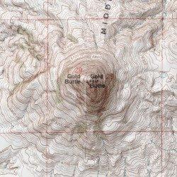 sweetgrass hills montana map Sweet Grass Hills Toole County Montana Range Grassy Butte Usgs
