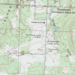 Drummond Island Airport, Chippewa County, Michigan, Airport ... on douglas island map, fairfield island map, mackinac island map, darby island map, edward island map, great lakes map, rose island map, neebish island map, clover island map, watson island map, wilson island map, lake island map, fiordland island map, new brunswick island map, bad axe map, smith island map, hall island map, canton island map, dollar bay map, baker island map,