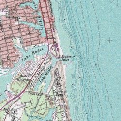 Rudee Inlet Virginia Beach City County Virginia Gut