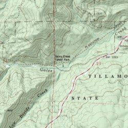 gales creek oregon map Gales Creek Campground Washington County Oregon Park Timber gales creek oregon map