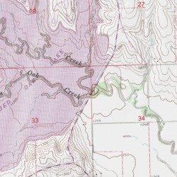 Branched Oak Lake Map Branched Oak Lake, Lancaster County, Nebraska, Reservoir [Raymond  Branched Oak Lake Map