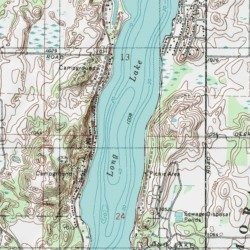long lake wi map Long Lake 13 4 Fond Du Lac County Wisconsin Reservoir Dundee long lake wi map